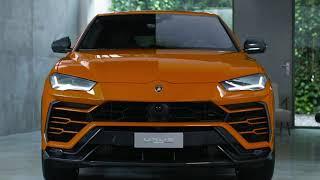 [오피셜] Accessori Originali Lamborghini - Urus Carbon Fiber Range
