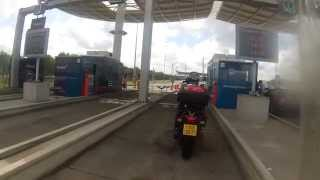 preview picture of video 'Boarding the Channel Tunnel in Calais, Pas-de-Calais'