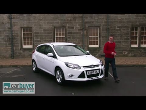 Ford Focus hatchback review - CarBuyer