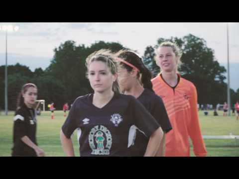 Caledon OWSL Provincial Women FIFA 11+ video.