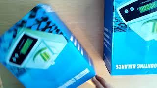 Весы лабораторные до 200 гр. (0,001) от компании Группа Интернет-Магазинов GiX - видео