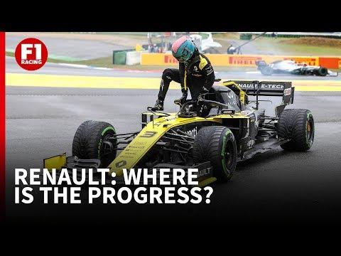 Why Renault's billion-dollar F1 gamble is failing
