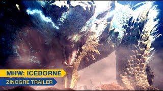 [Monster Hunter World: Iceborne] - Zinogre Trailer - PS4, XBOX ONE, PC