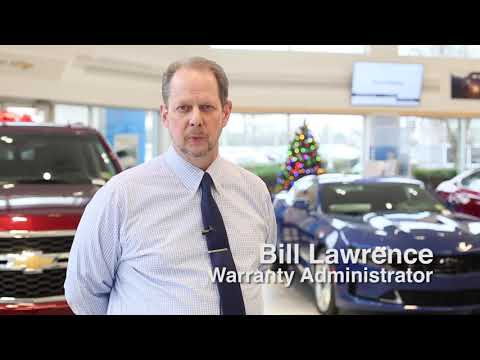 Warranty Administrator Bill Lawrence