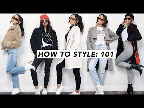 10 cách phối đồ theo phong cách sporty Chic style