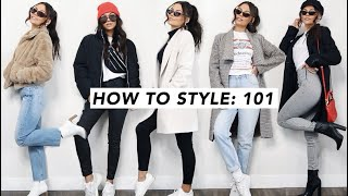 How To Put Together An Outfit 101: TRENDY OUTFITS