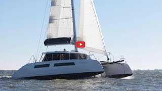 Used Sail Catamarans for Sale 2014 Alpha 42