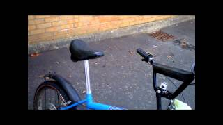 Raleigh Grifter walkaround and history