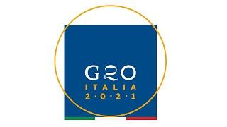 Саммит G20 в 2021 году состоится в Риме