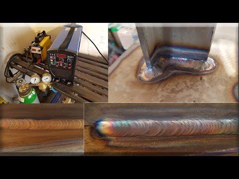 So einfach kann ein Schweißgerät sein! NTF MICROTIG-185 im Test