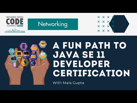 A Fun Path to Java SE 11 Developer Certification - YouTube