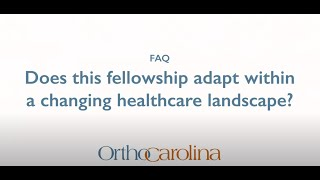 A Modern Fellowship for a Changing Healthcare Landscape