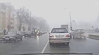 ЛУЧШИЕ АВТО ПРИКОЛЫ январь 2018