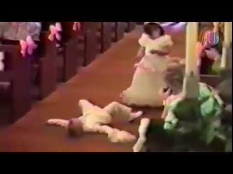 Crianças nos casamentos. Muito divertido