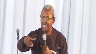 GOD OF COVENANT PART 1(2018 Ministers Conference NBTS) BY GBILE AKANNI