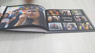 Year In Review | Personalized Photo Album | Picsy Printed Photobook