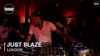 Gambar cover Just Blaze Boiler Room London DJ Set