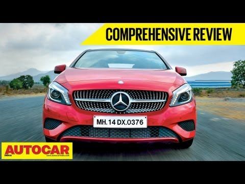 Mercedes A-Class | Comprehensive Review | Autocar India