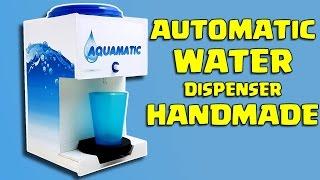 AQUAMATIC Automatischer Wasserspender | Creative Minds