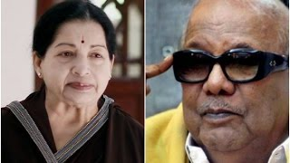 Jayalalitha welcomes Karunanidhi and M.K Stalin in Assembly  - Dinamalar May 25th 2016