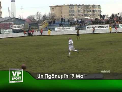 """Un Țigănuș în """"9 Mai"""""""