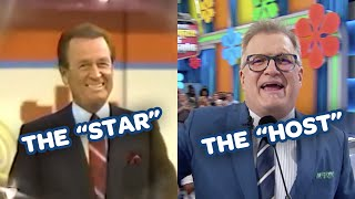The Price Is Right host entrance: a visual history