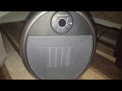 , title : 'Bionaire BCH001 heater review'