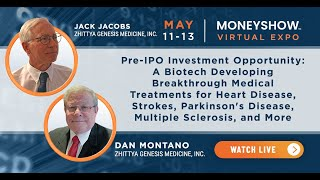 Pre-IPO Investment Opportunity: A Biotech Developing Breakthrough Medical Treatments for Heart Disease, Strokes, Parkinson's Disease, Multiple Sclerosis, and More