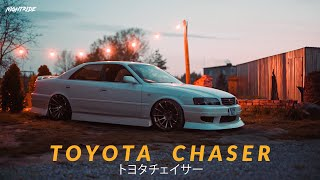 TOYOTA CHASER JZX100 - Mazak's Daily Drift | Nightride 4K
