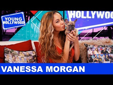 Riverdale's Vanessa Morgan Teases Choni Kiss Scene in Season 3!