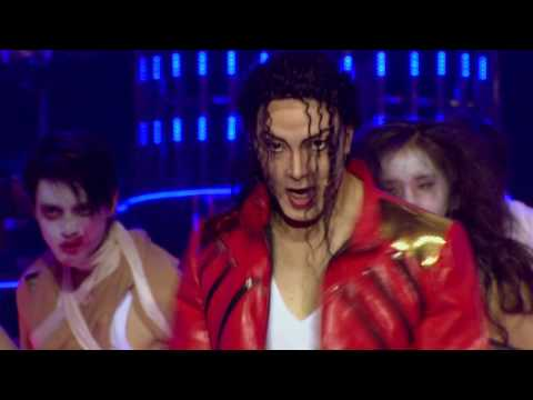 С. Гантогоо (Michael Jackson- Billie Jean, Thriller, Dangerous)