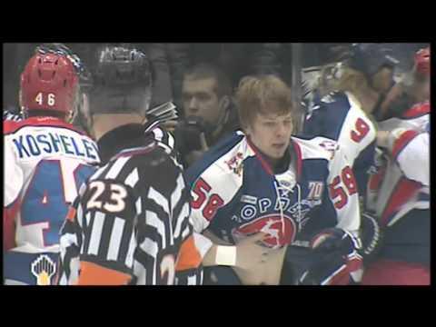 Carter Ashton vs. Artem Sergeev
