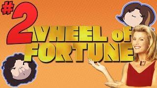Wheel of Fortune: Bankrupt - PART 2 - Game Grumps VS