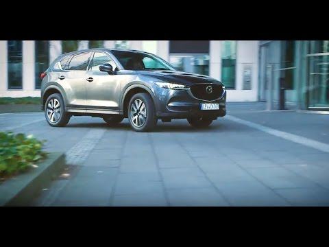 The All-New CX-5 In Geneva and Drive Together