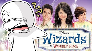 Wizards of Waverly Place was a weird show...