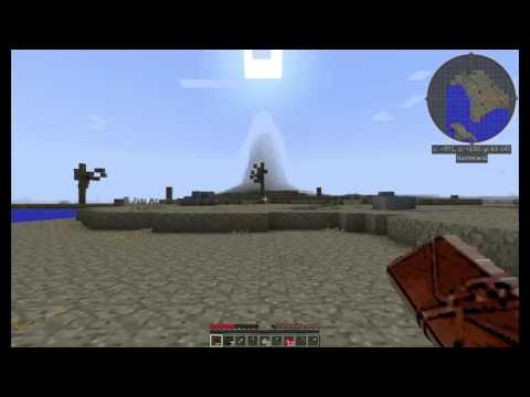 Minecraft: Regrowth Ep 1 - Diging in for the night.