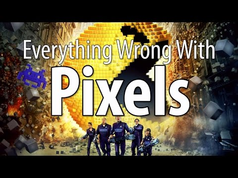 Adam Sandler's Pixels Gets A Bumper 'Everything Wrong With' Episode