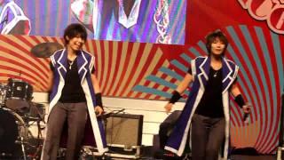 腐男塾「ヤッターマンの歌」@香港動漫電玩節 ACGHK 2010