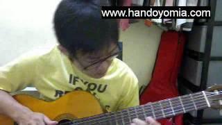 爱相随 Ai Xiang Sui   周华健 Zhou Hua Jian   Fingerstyle Guitar Solo