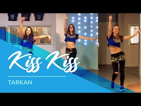Tarkan - Kiss Kiss - Remix DJ Deniz Gursoy - Easy Fitness Dance Baile Choreography