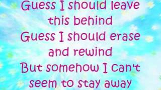 Erase & Rewind by Ashley Tisdale Lyrics!