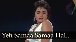 Gambar cover Jab Jab Phool Khile - Yeh Samaa Samaa Hai  - Lata Mangeshkar