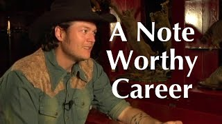 EXPLORE ADA - Blake Shelton: A Note Worthy Career (Full Episode)