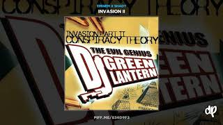 Eminem - The Conspiracy Freestyle [Invasion II] (DatPiff Classic)
