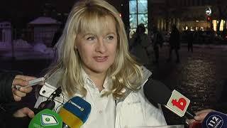 Харківська ялинка визнана найвищою в Україні