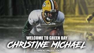 Christine Michael Career Highlights - Welcome to Green Bay