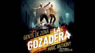 GENTE DE ZONA FT  MARC ANTHONY - LA GOZADERA EXTENDED