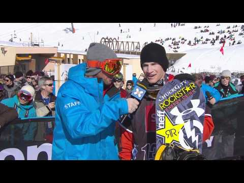 Chas Guldemond Interview - Highest Score in Winter X Games Europe History
