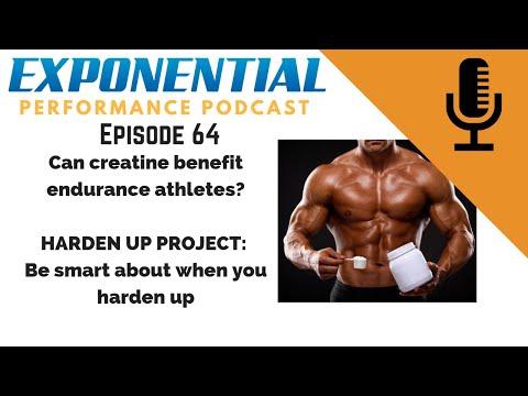 Can creatine improve endurance performance?