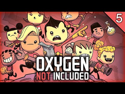 OXYGEN NOT INCLUDED #5 | ESTA PARTIDA ACABA AQUÍ | Gameplay Español